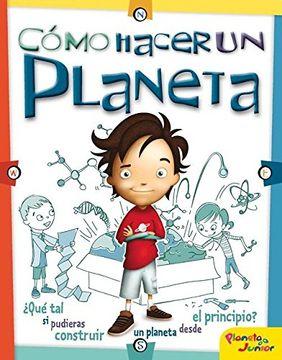 portada Cómo hacer un planeta
