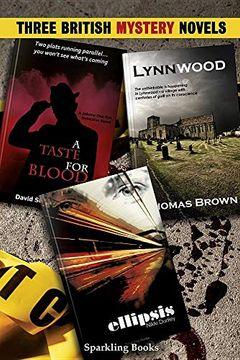 portada Three British Mystery Novels (libro en inglés)