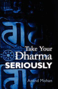 portada take your dharma seriously