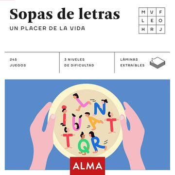 portada Sopa de Letras: Un Placer de la Vida