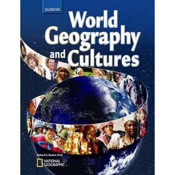 portada world geography and cultures, student ed