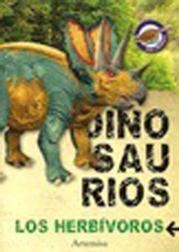 portada Dinosaurios los Herbivoros
