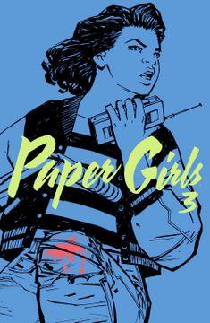 portada Paper Girls nº 03 (Independientes Usa)