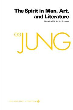 portada Collected Works of C. G. Jung, Volume 15: Spirit in Man, Art, and Literature: Spirit in Man, Art, and Literature v. 15: (libro en Inglés)