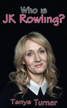 portada Who Is JK Rowling?