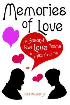 portada memories of love: the second best love poems to make you smile