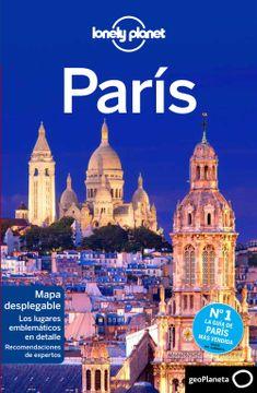 portada París 6 (Guías de Ciudad Lonely Planet)