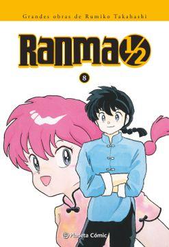 portada Ranma Kanzenban 08