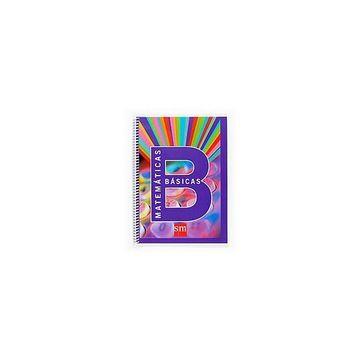 portada Cuadernos de matemáticas básicas B. ESO
