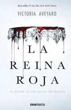 portada La Reina Roja