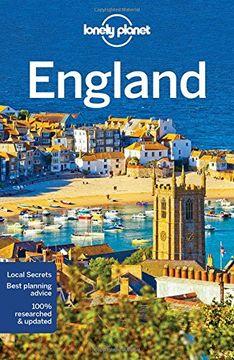 portada Lonely Planet England (Travel Guide) (libro en Inglés)