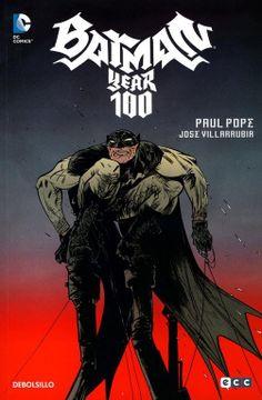 portada Batman: Año 100