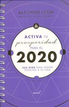 portada Activa tu Prosperidad Para el 2020 Agenda