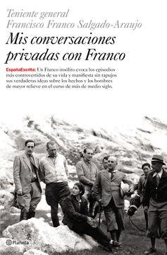 portada Mis Conversaciones Privadas Con Franco