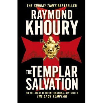 portada (khoury).the templar salvation.