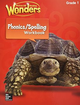 portada Wonders: Phonics & Spelling Workbook gra