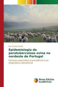 portada Epidemiologia da paratuberculose ovina no nordeste de Portugal