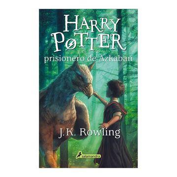 portada Harry Potter 3. Harry Potter y el Prisionero de Azkaban (Nueva Edición, Tapa Blanda)