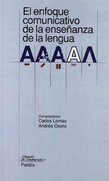 portada El Enfoque Comunicativo De La Enseñanza De La Lengua