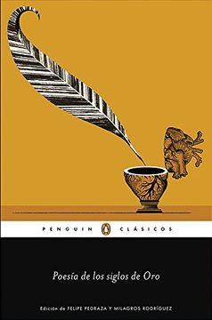 portada Poesía de los Siglos de oro