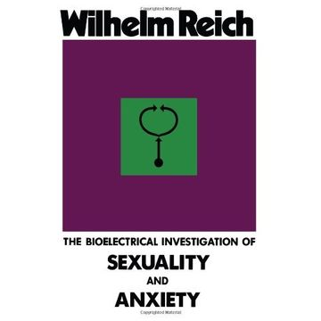 portada the bioelectrical investigation of sexuality and anxiety