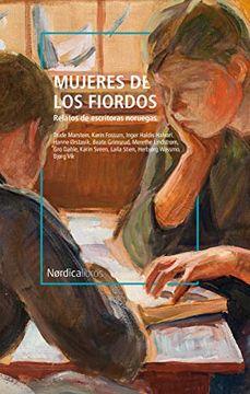 portada Mujeres de los Fiordos (Letras Nórdicas)
