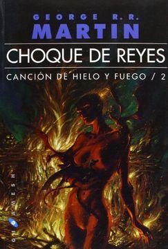 portada Choque de Reyes