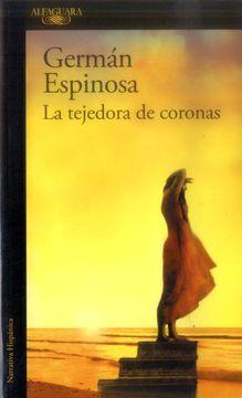 portada Tejedora de Coronas, la