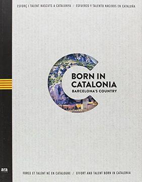 portada Born In Catalonia (libro en Catalán)