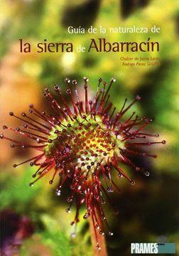 portada Guía de la Naturaleza de la Sierra de Albarracín (Guias de la Naturaleza)