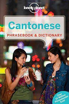 portada Lonely Planet Cantonese Phrasebook & Dictionary