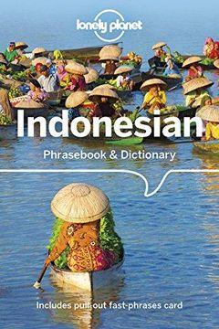 portada Lonely Planet Indonesian Phrasebook & Dictionary (libro en Inglés)