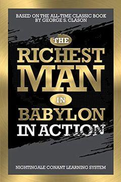 portada The Richest man in Babylon in Action (libro en Inglés)