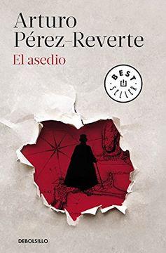 portada El Asedio (Best Seller)