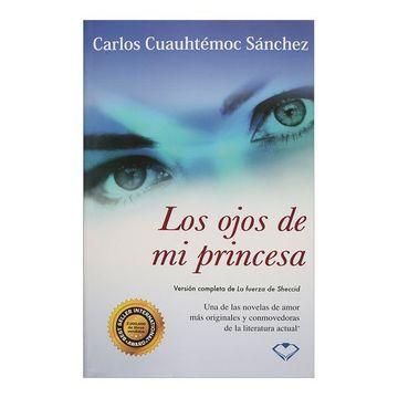 portada Los Ojos de mi Princesa