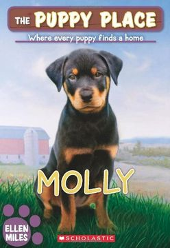 portada The Puppy Place #31: Molly
