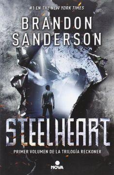 portada Steelheart