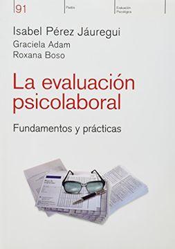portada Evaluacion Psicolaboral Fund. Y Prac.