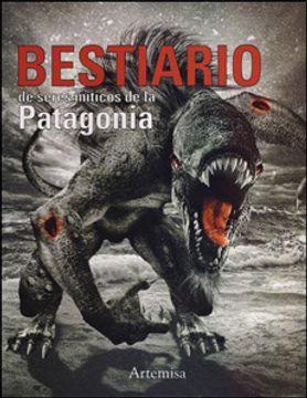 portada Bestiarios de Seres Miticos de la Patagonia