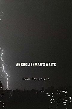 portada An Englishman's Write: Poems and Prose Vol. 2 (libro en inglés)