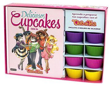 portada Deliciosos Cupcakes con el Club de tea