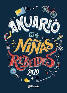 portada Anuario de las Niñas Rebeldes 2020