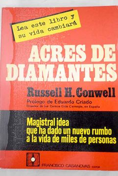 portada Acres de diamantes