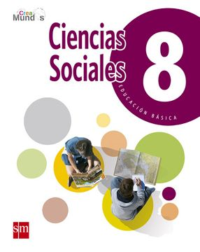 portada Texto Ciencias Sociales 8° Básico