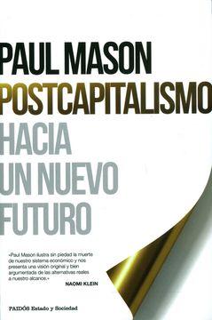 portada Postcapitalismo, Hacia un Nuevo Futuro