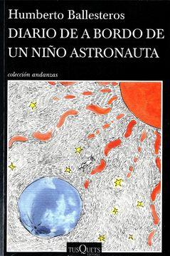 portada Diario de a Bordo de un Nino Astronauta