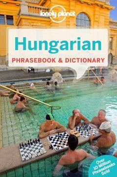 portada lonely planet hungarian phrasebook