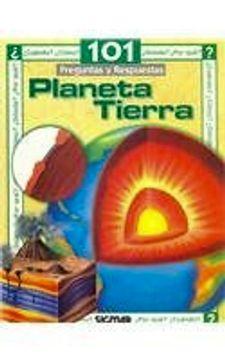 portada Planeta Tierra 101 Preguntas y Respuestas