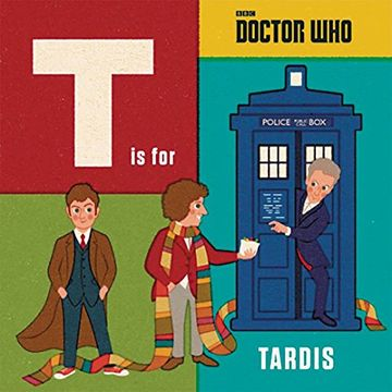 portada Doctor Who: T is for TARDIS
