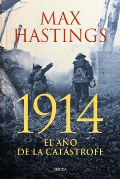 portada 1914: El año de la Catástrofe
